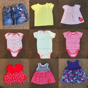 Other - 6-9 month girl clothing